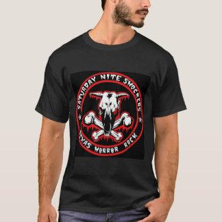 Saturday Nite Shockers - Cowskull T-Shirt