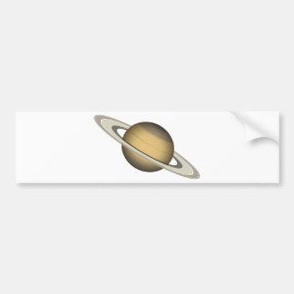 Saturn Bumper Sticker