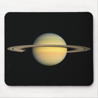 Saturn during Equinox Mouse Pads