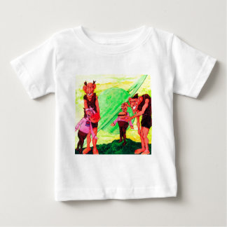 Saturn Giants Baby T-Shirt