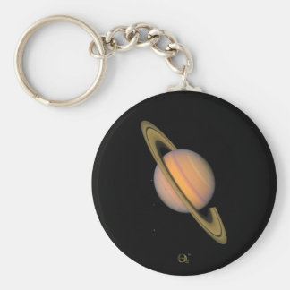 Saturn Key Ring