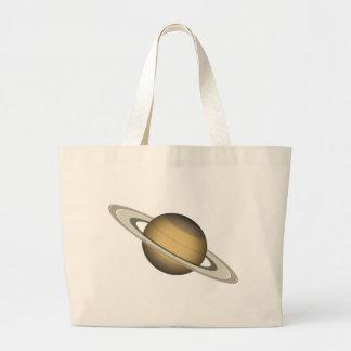 Saturn Large Tote Bag