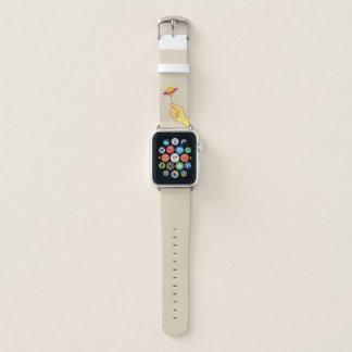 Saturn Lollipop Balloon Apple Watch Band