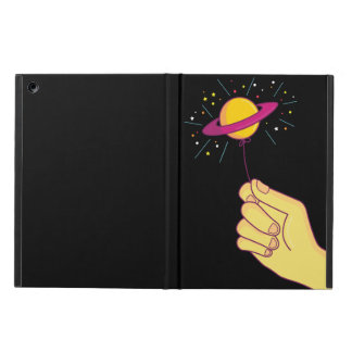 Saturn Lollipop Balloon Cover For iPad Air