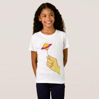 Saturn Lollipop Balloon T-Shirt