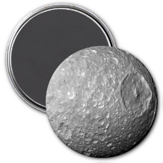 Saturn Moon Mimas Magnet