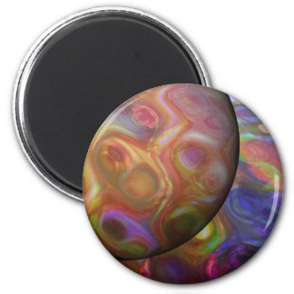 Saturn Rising Magnet