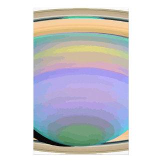 Saturn Stationery