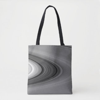 "Saturn's Rings - ""The Great Divide"" Tote Bag"