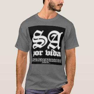 SATX POR VIDA Dirty Tone T-Shirt