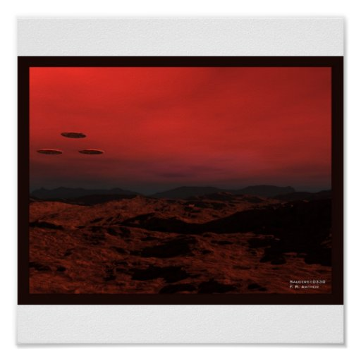 Saucers10330 Posters