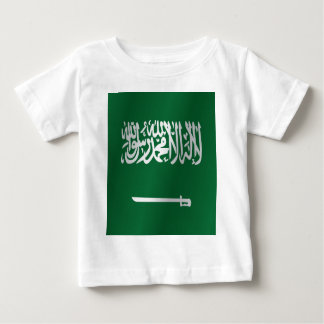 Saudi Arabia flag Baby T-Shirt