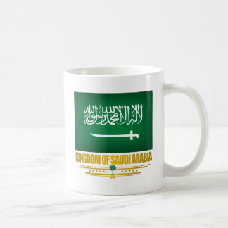 Saudi Arabia Flag Coffee Mug