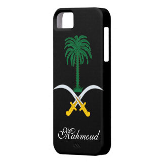 Saudi Arabia Flag iPhone 5 Covers