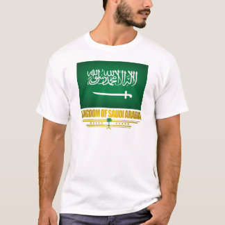 Saudi Arabia Flag Shirts