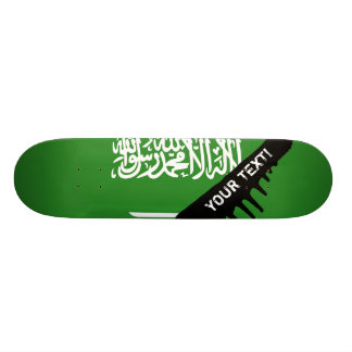Saudi Arabia Flag Skateboard Decks