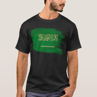 Saudi Arabia Flag T-Shirt