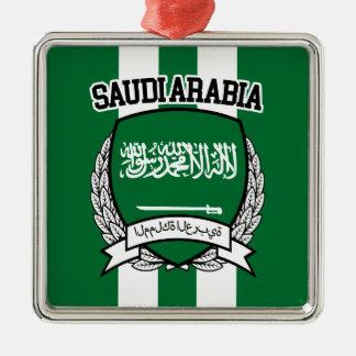 Saudi Arabia Metal Ornament