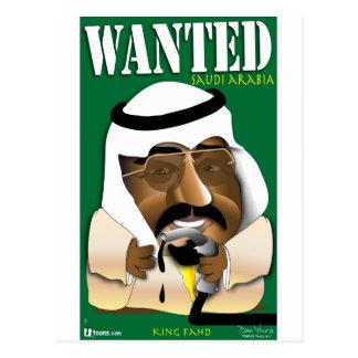 Saudi Arabia Postcard