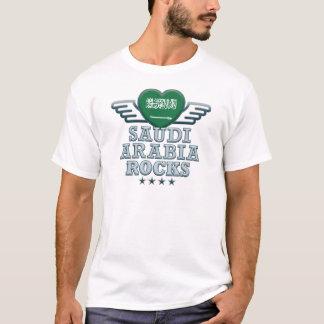 Saudi Arabia Rocks v2 T-Shirt