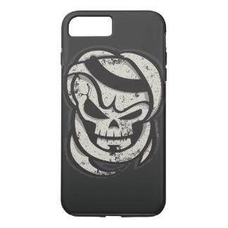 Saudi Skull WHT iPhone 7 Plus Case