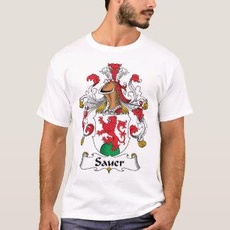 Sauer Family Crest T-Shirt