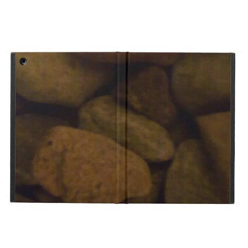 Sauna Stone iPad Air Cover