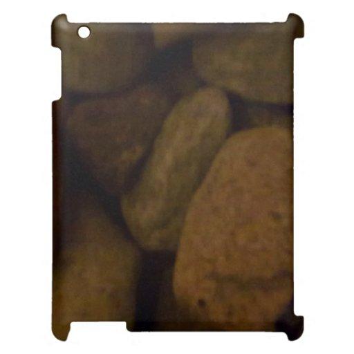 Sauna Stone iPad Cover