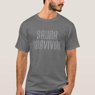 Sauna Survivor 06 T-Shirt