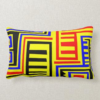"""Saunas 631 Art Lumbar Pillow 13"""" X 21"""""""