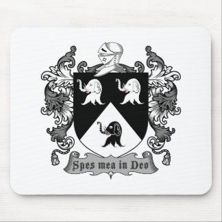 Saunders Mouse Pad