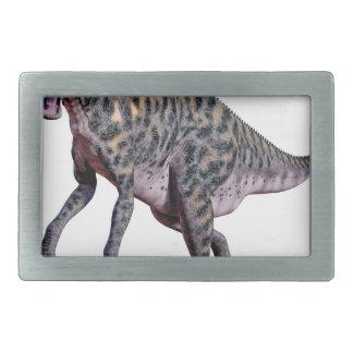 Saurolophus Dinosaur Belt Buckle