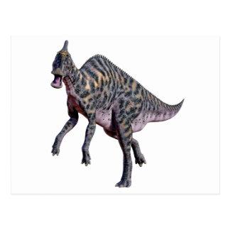 Saurolophus Dinosaur Postcard