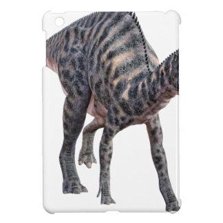 Saurolophus Dinosaur Walking on all Four Legs Cover For The iPad Mini