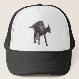 Saurolophus Dinosaur Walking on all Four Legs Trucker Hat