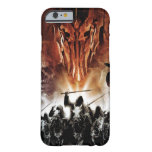 Sauron, Orcs, Witchking, and Ring Wraiths Barely There iPhone 6 Case