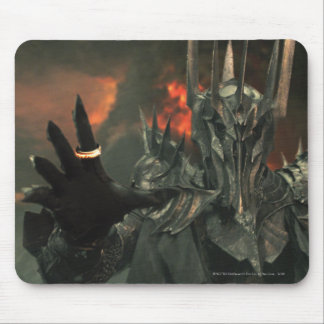 Sauron wth Hand Mouse Pad