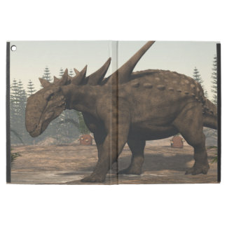 "Sauropelta dinosaur - 3D render iPad Pro 12.9"" Case"
