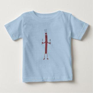 Sausage cook Zojfa Baby T-Shirt