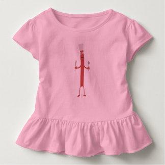 Sausage cook Zojfa Toddler T-Shirt
