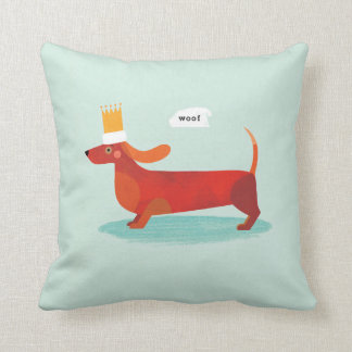 Sausage Dog! Cushion