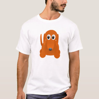 Sausage dog shirt design