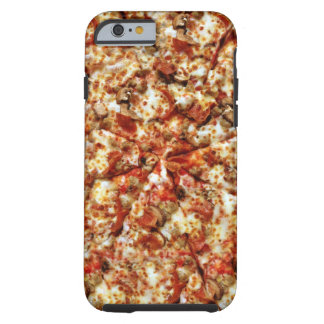 Sausage Pepperoni Pizza Tough iPhone 6 Case