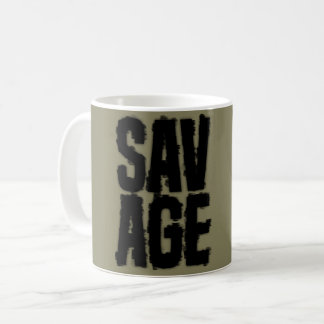 Savage Coffe Mug