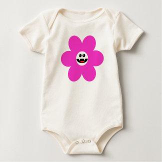 SAVAGE FLOWER 1 BABY BODYSUIT