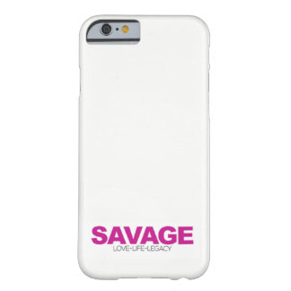 Savage iPhone 6/6s Cell Phone Case