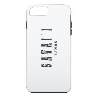 Savaii Samoa iPhone 7 Plus Case