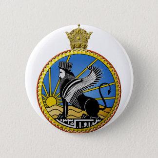 Savak Iran Secret Police 6 Cm Round Badge