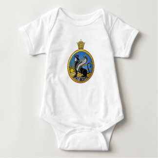 Savak Iran Secret Police Baby Bodysuit