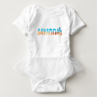 SAVANNAH BABY BODYSUIT